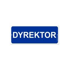 DYREKTOR 21x8cm