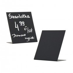 Stojaczki kredowe 9x8,5cm