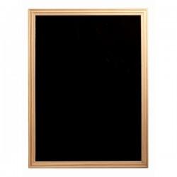 Tablice kredowe 30x40cm ramka drewniana