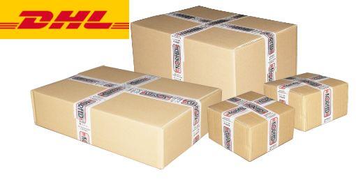 Korfed - wysyłamy za pośrednictwem firmy kurierskiej DHL