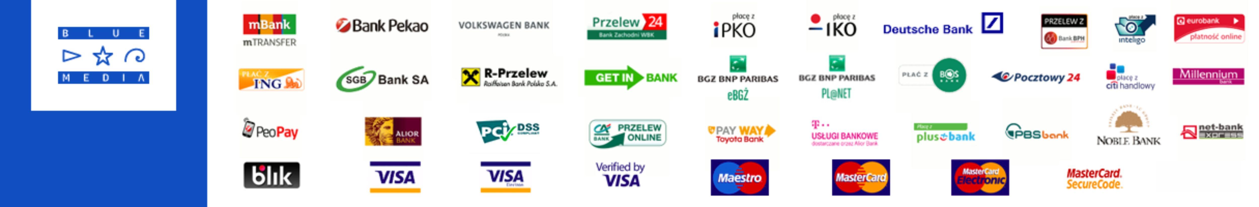 płatności online Blue Media