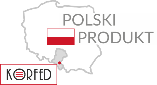 Szpilki stalowe do cenówek - Polski produkt - producent KORFED