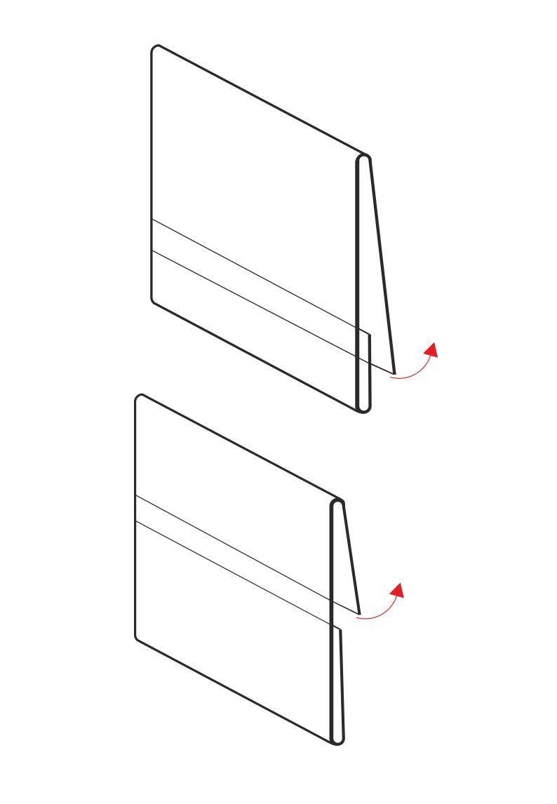Osłonki na podstawki - instrukcja montażu
